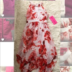 NWT Betsey Johnson Floral Midi Dress